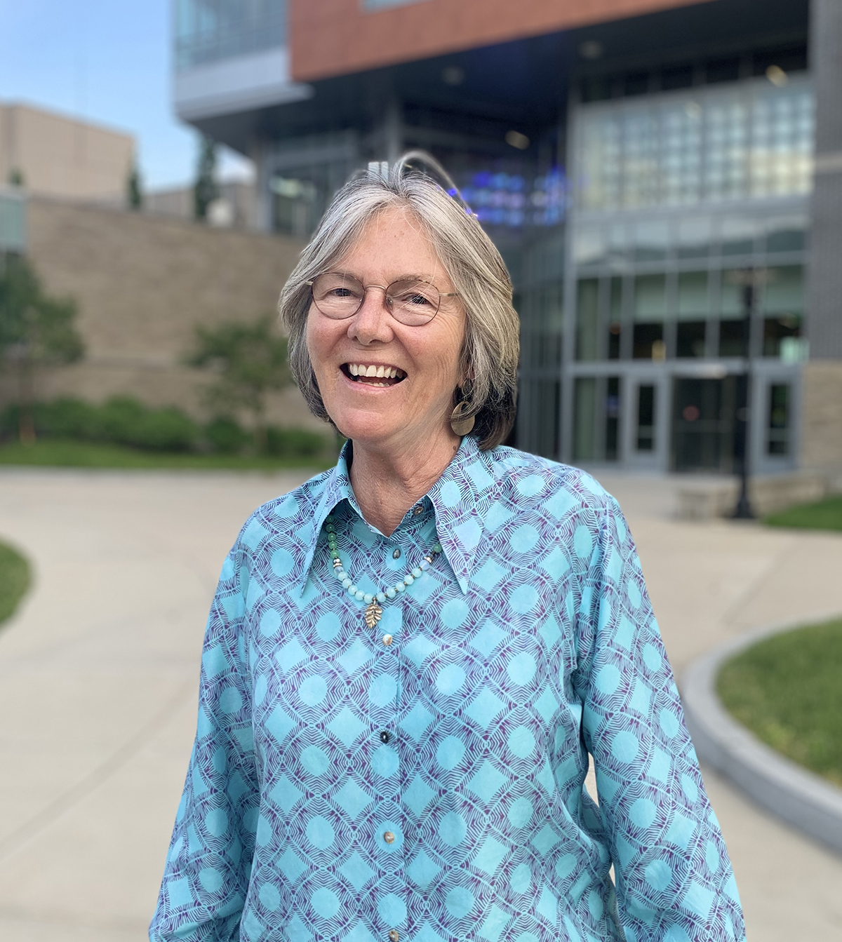 BELIEVING IN CHANGE: Day One Executive Director Peg Langhammer continues to advocate for systematic changes as to how Rhode Island addresses sexual assault and abuse. / COURTESY PEG LANGHAMMER